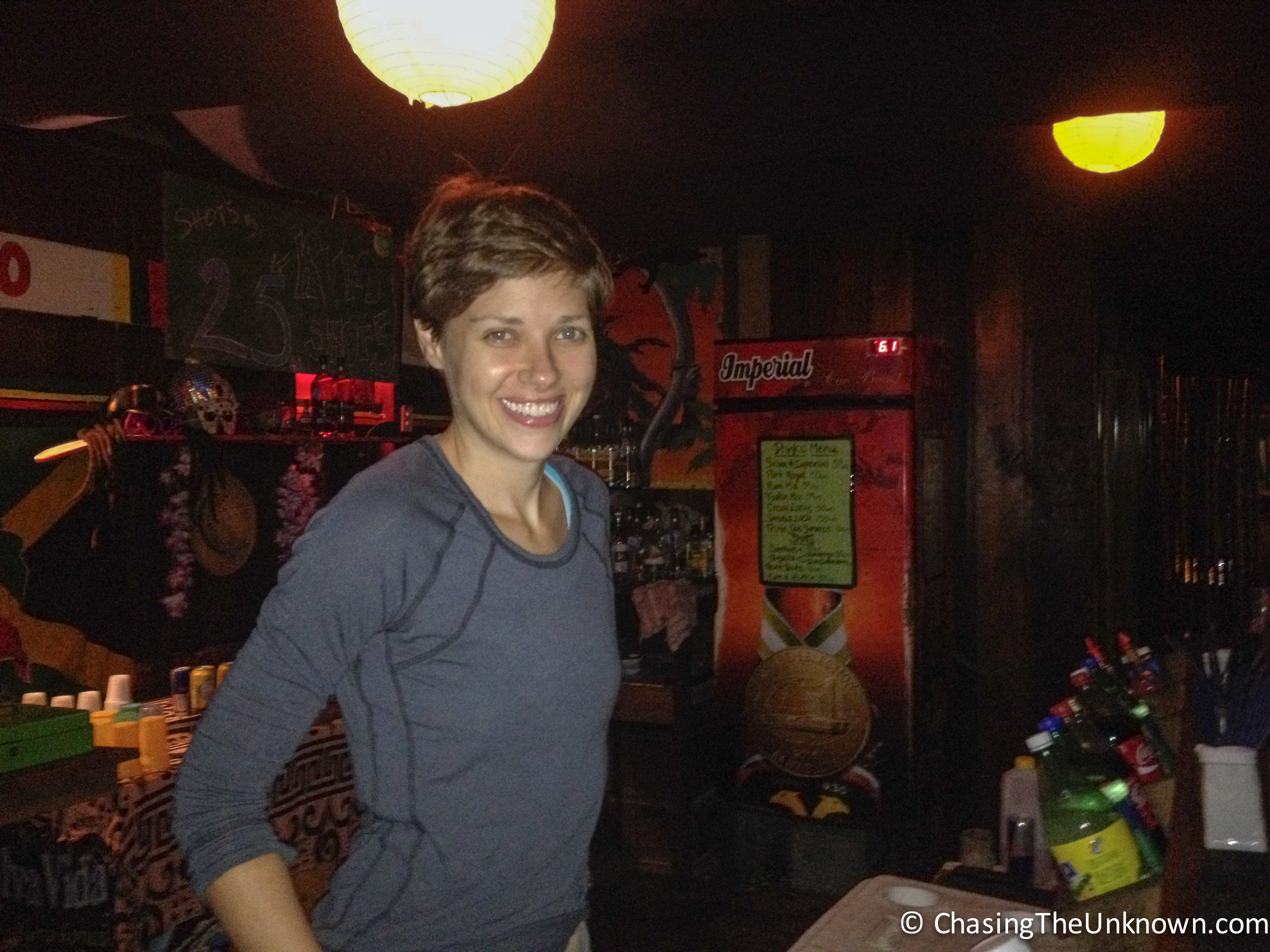 Living the Dream: Bartending on Utila