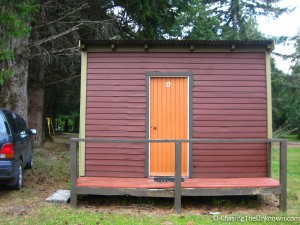 Manapouri-cabin
