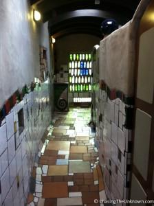 Hundertwasser-Toilets