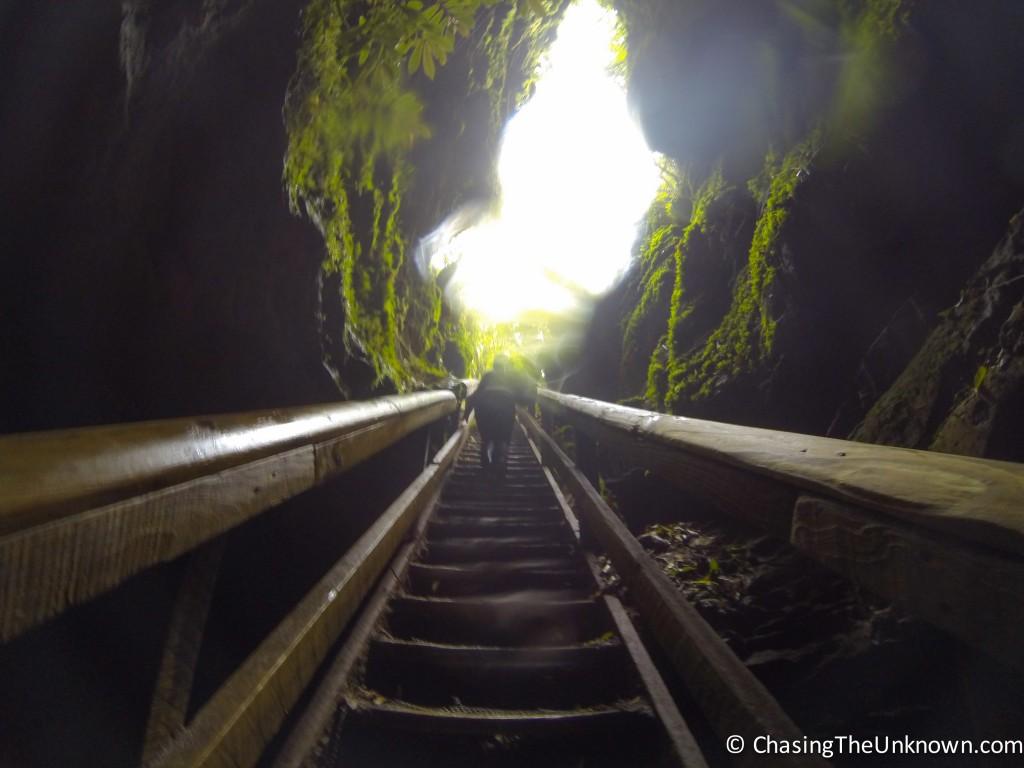 Waitomo-Stairs