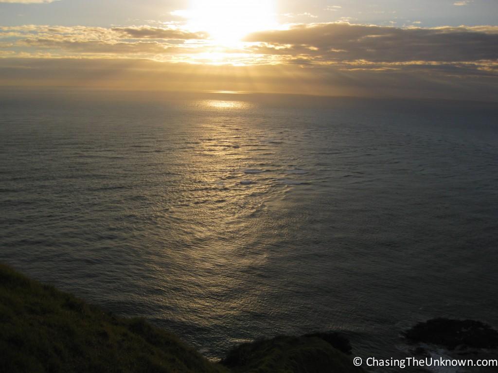 cape-reinga-sunset