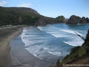 piha-beach