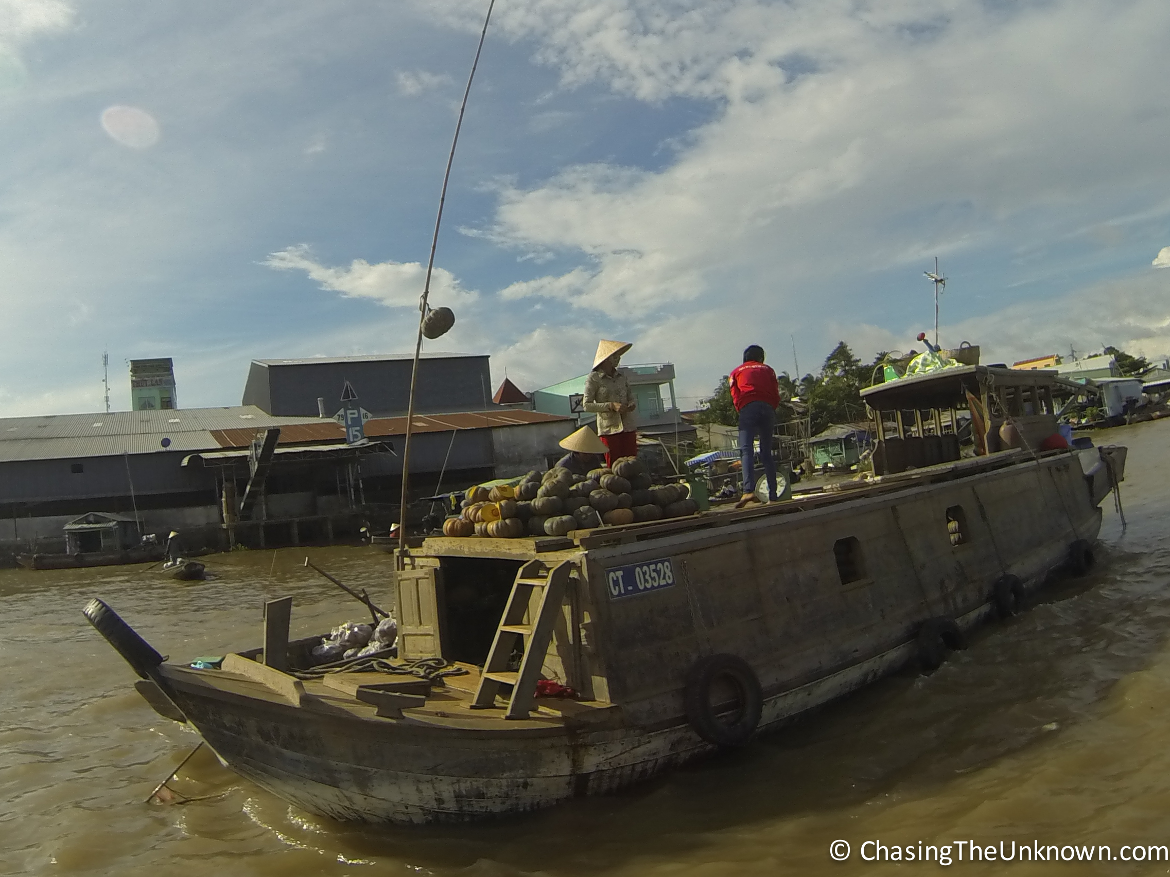 2 Days on the Mekong River Delta