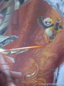 ... and Kung-Fu Panda.