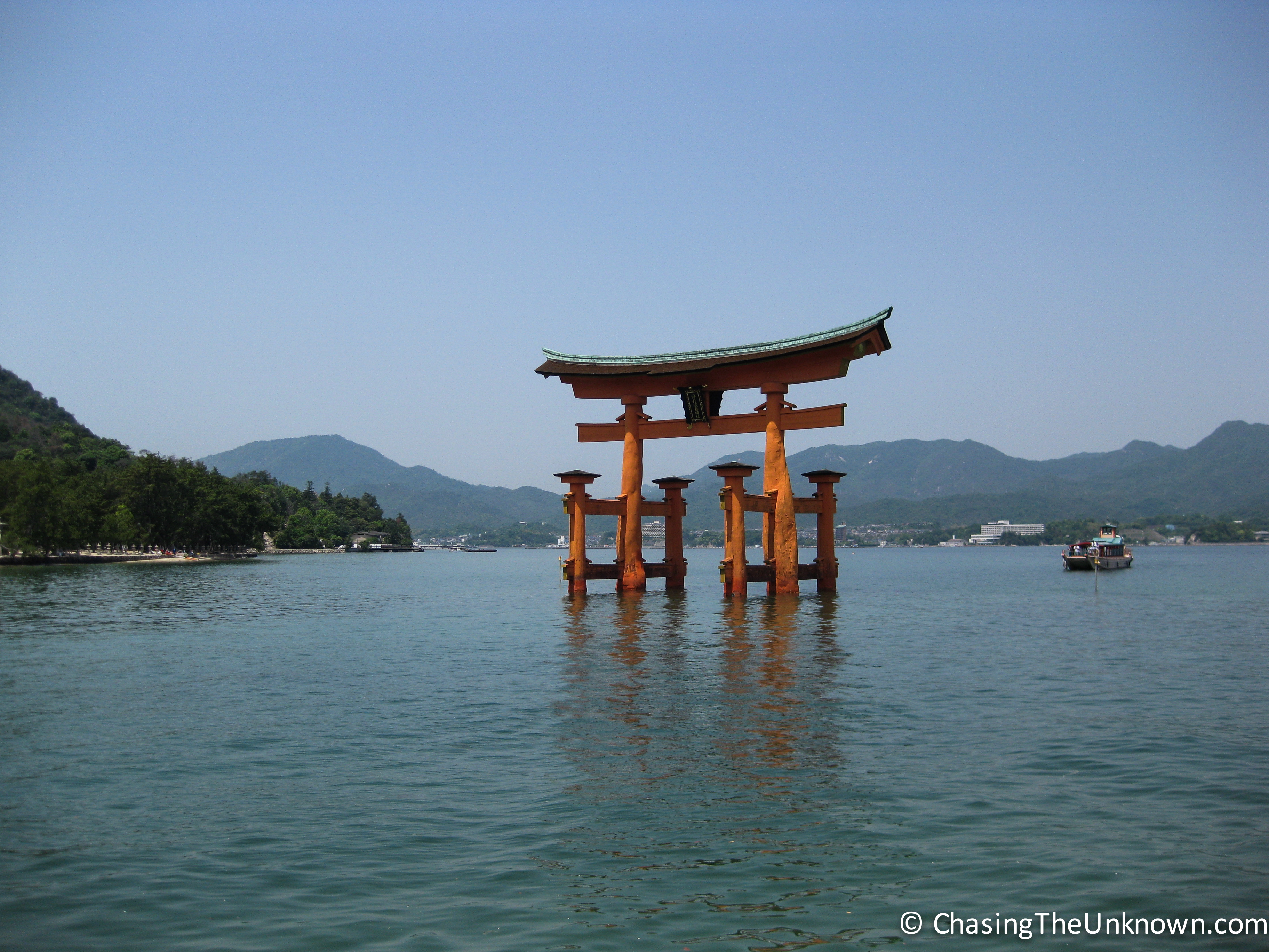 Jen's favorite country: Japan