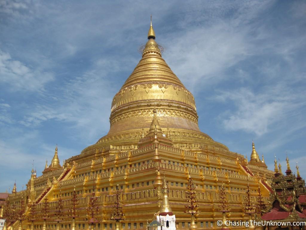 Shwezigon-Bagan