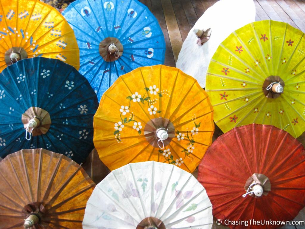 Shan-paper-parasols