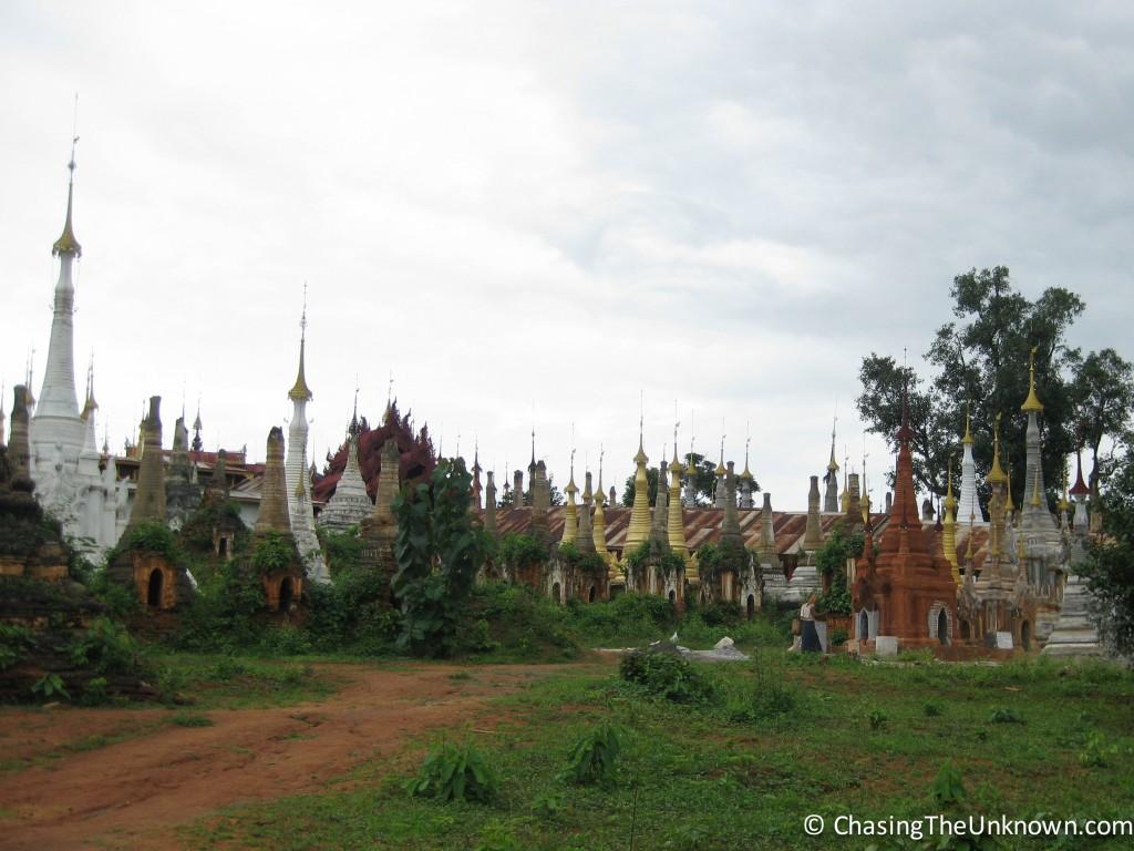 inthein-stupas
