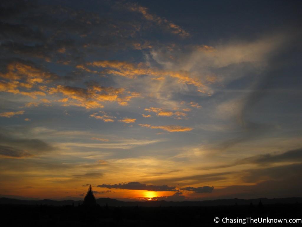 Sunset-Bagan