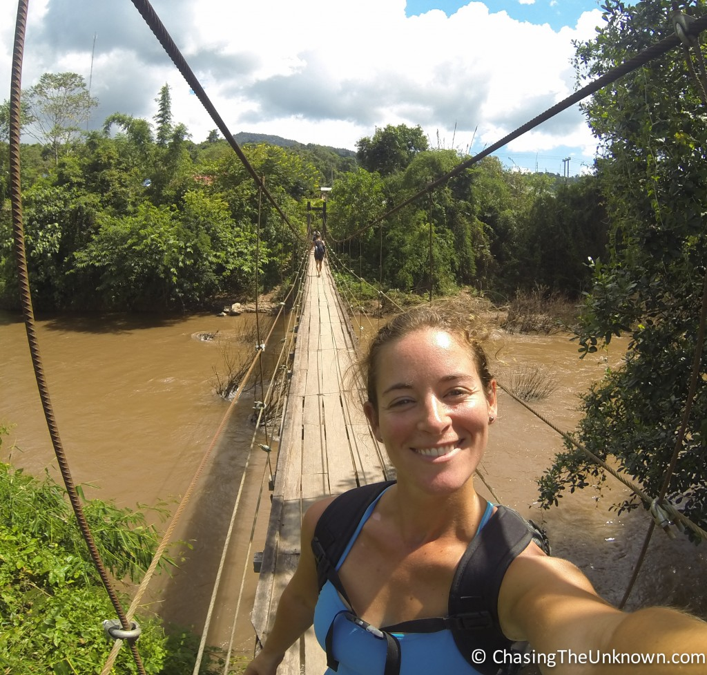 Happy beyond belief in Laos