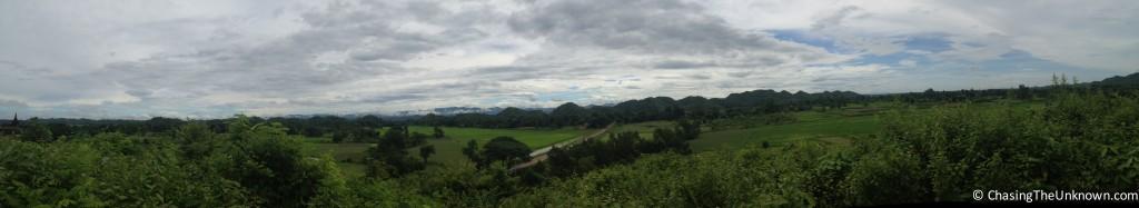 Mrauk-U-Panorama