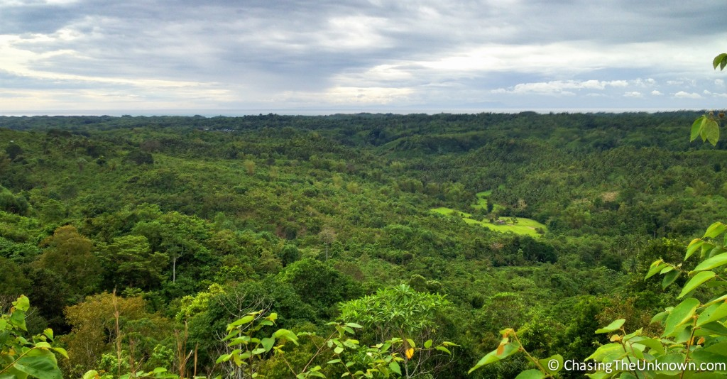 Guimaras view of Panay