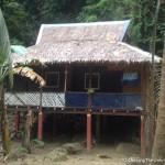 Nuts Huts nipa hut Bohol