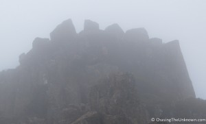 Alternative Cradle Mountain Summit
