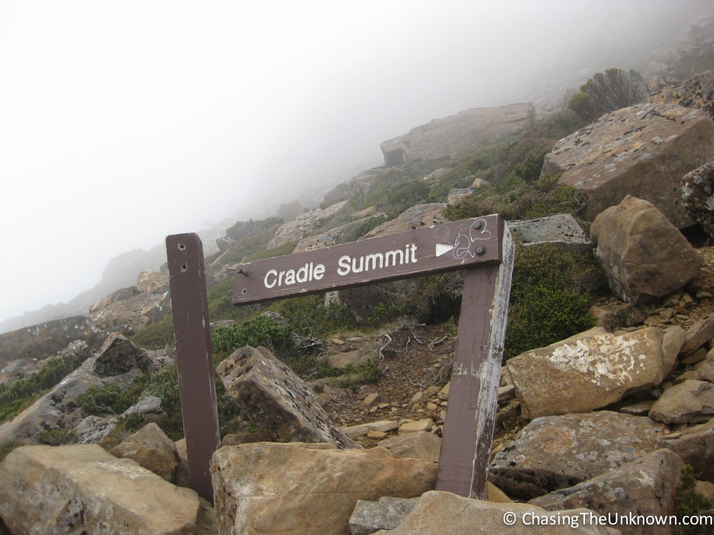 Cradle-Summit-Sign