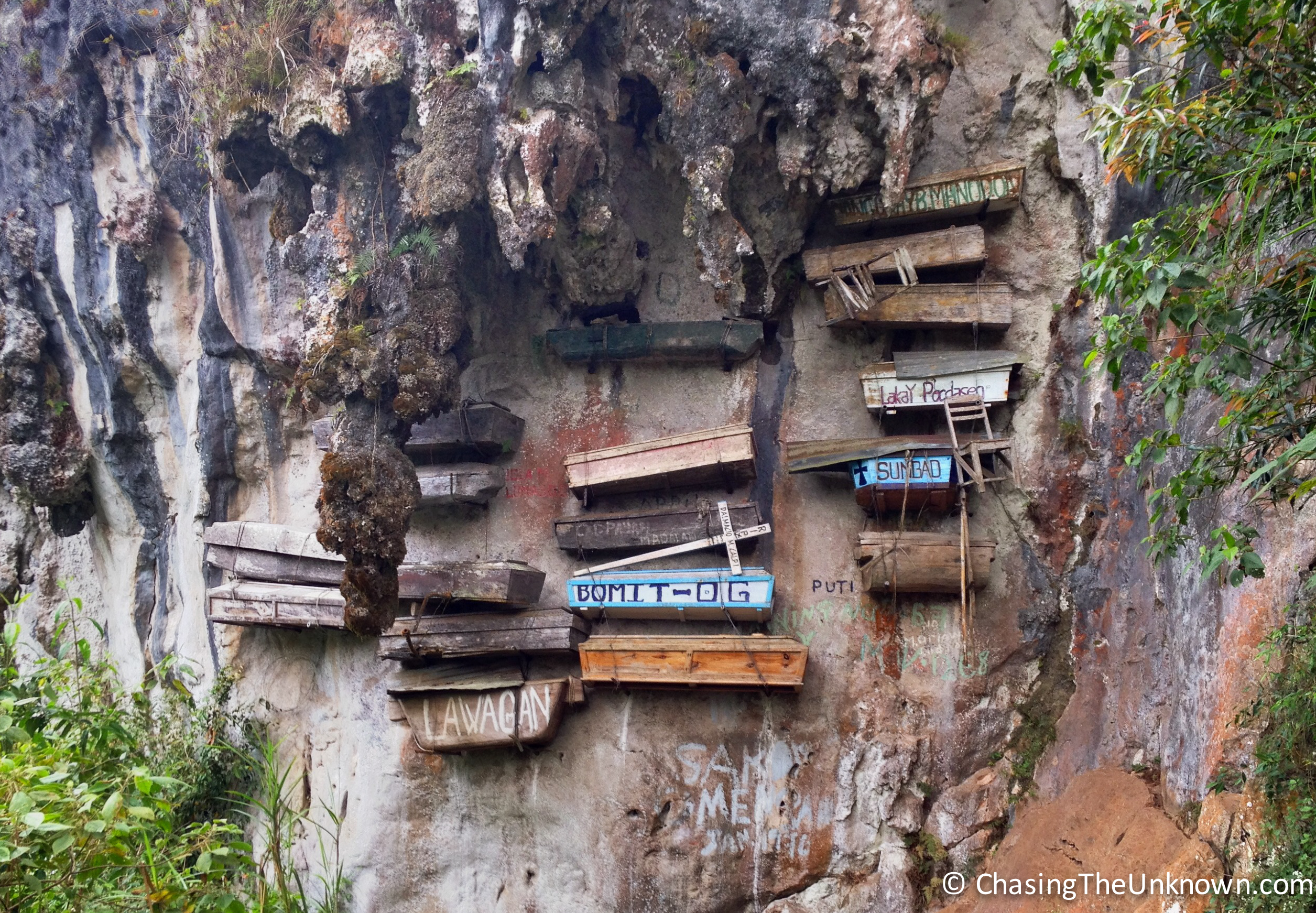Caves, coffins, and more in Sagada
