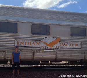 M by the Indian Pacific