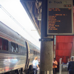 Train Platform DC