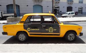 CubaTaxi-Havana