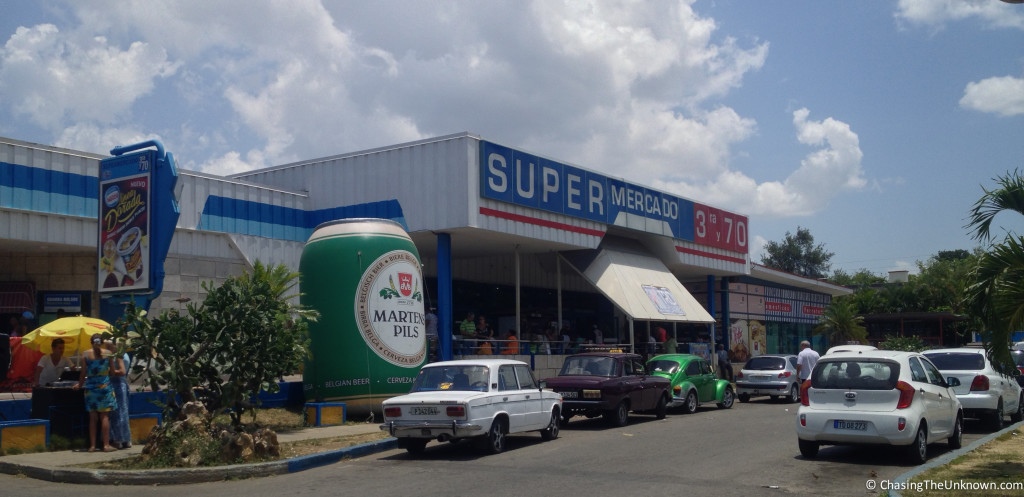 SuperMercado70 Havana