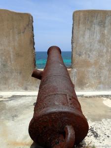 canon-fort-san-sebastian-mozambique-island