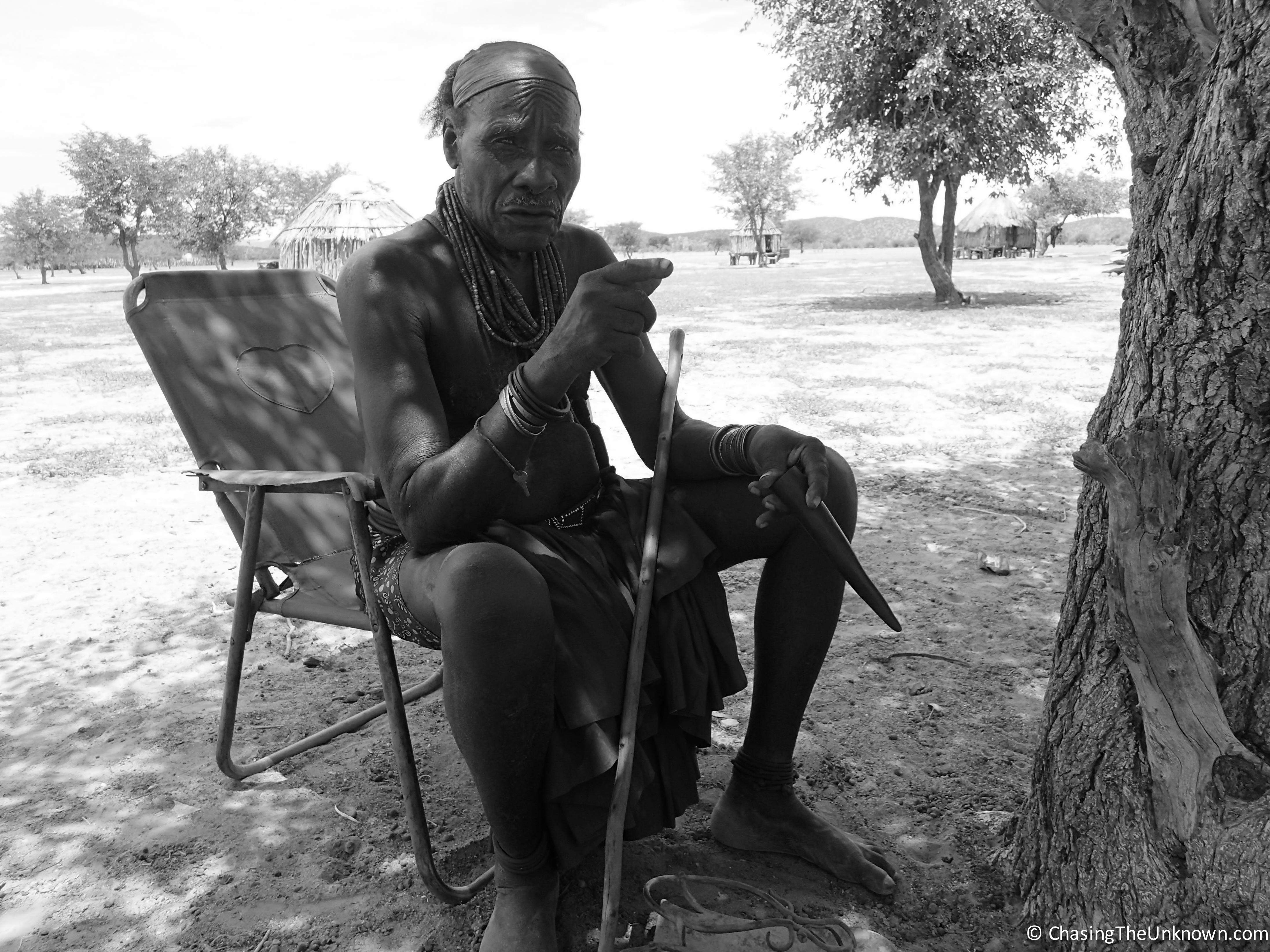 himba-chief