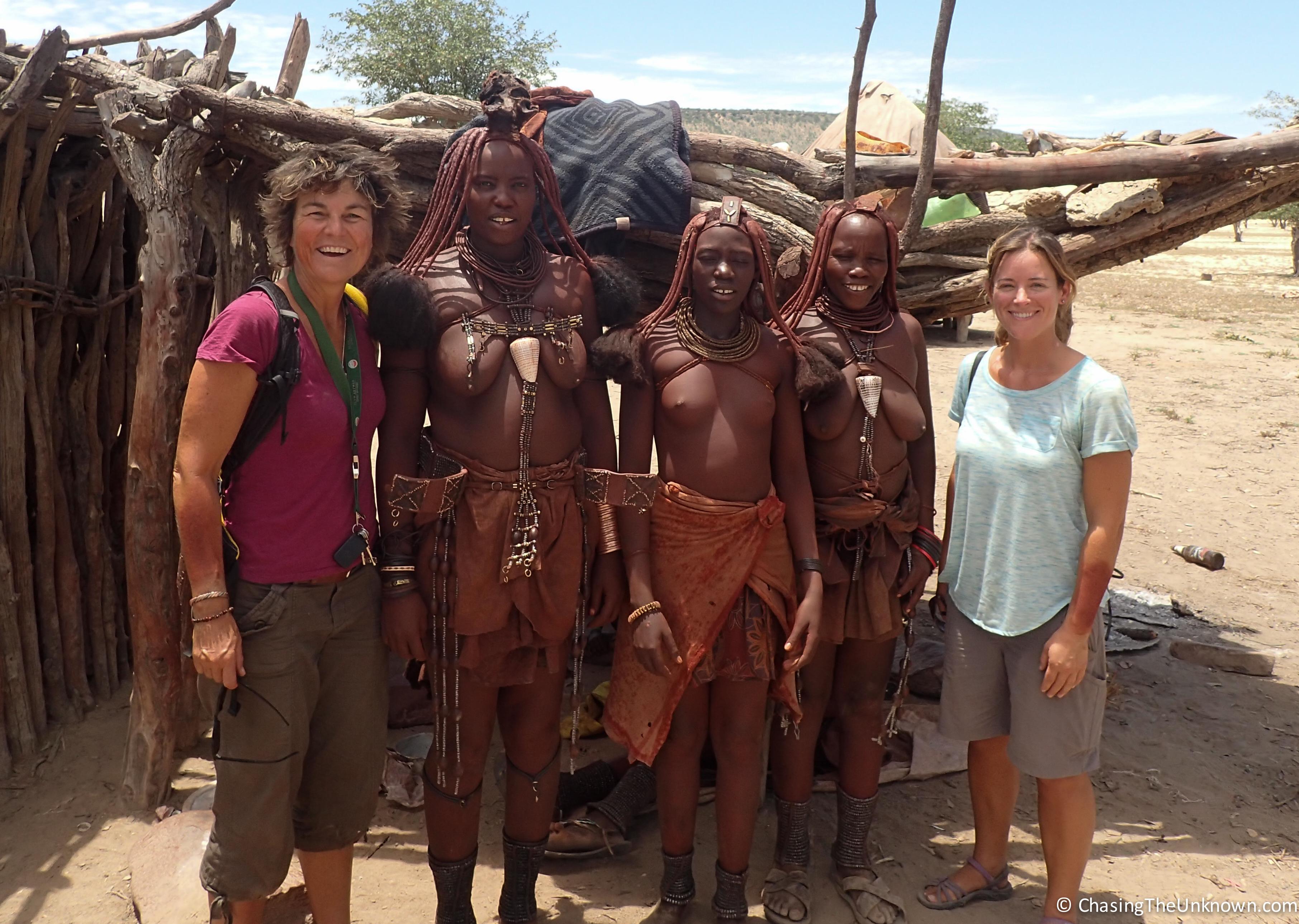 Himba-ladies