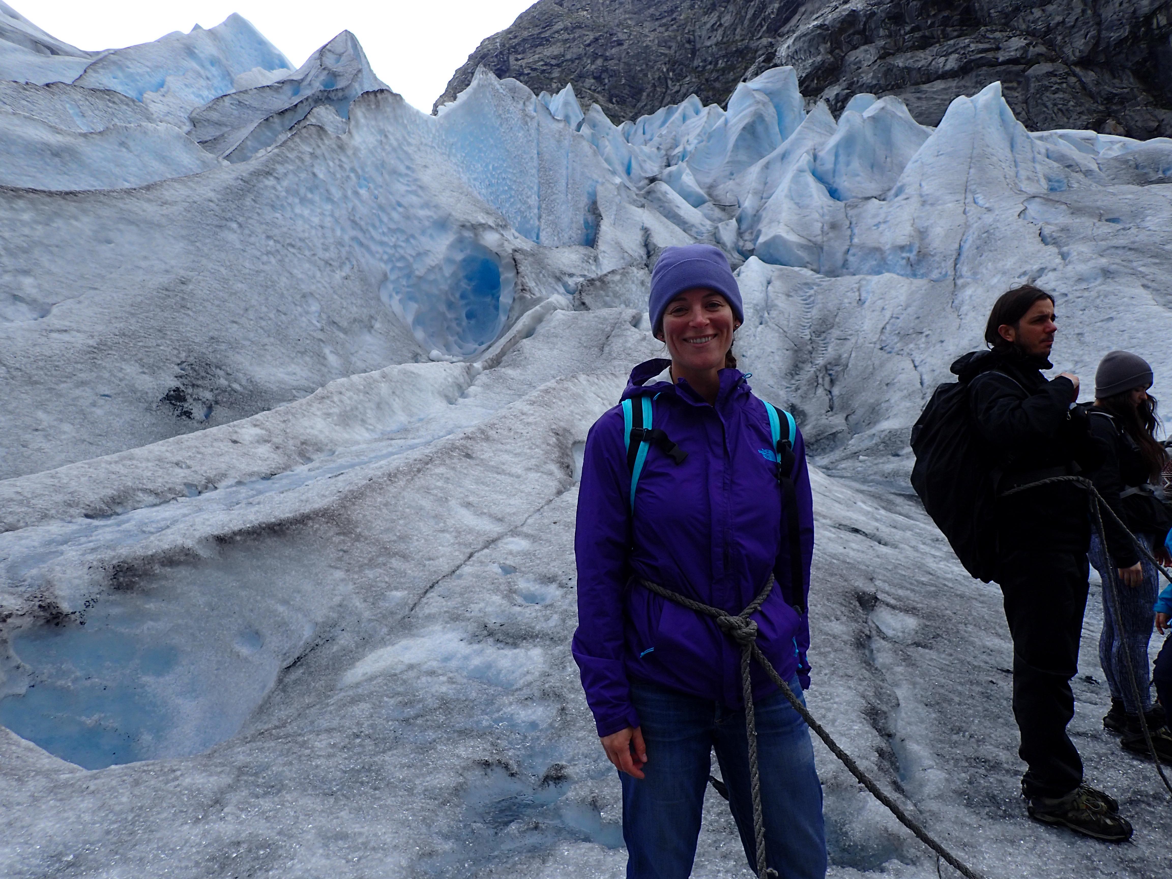 MDS-glacier