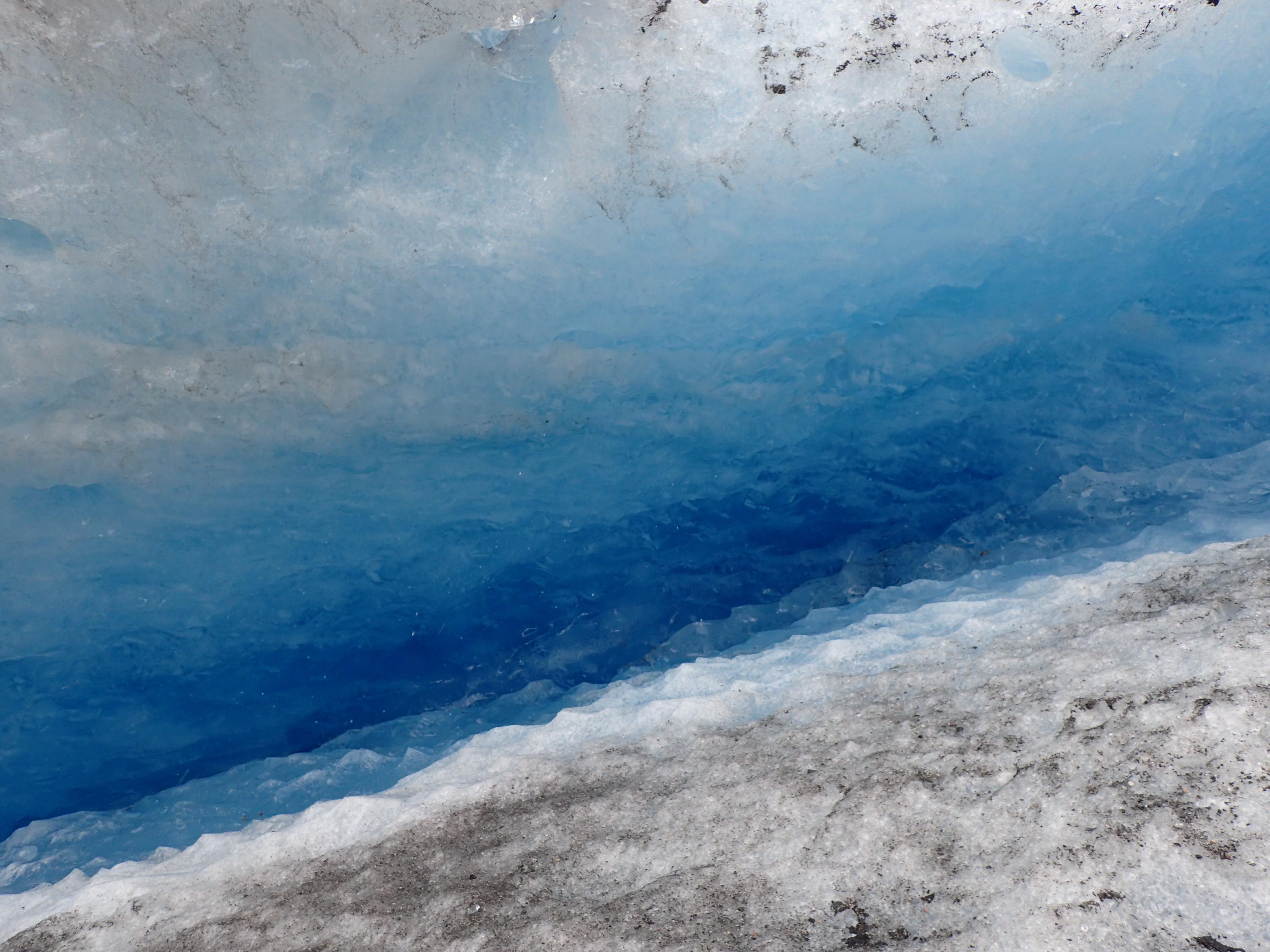 glacial-flow