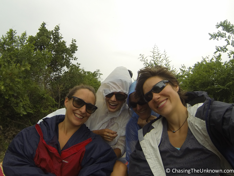 Banged up in Battambang – a Ride on the Bamboo Train