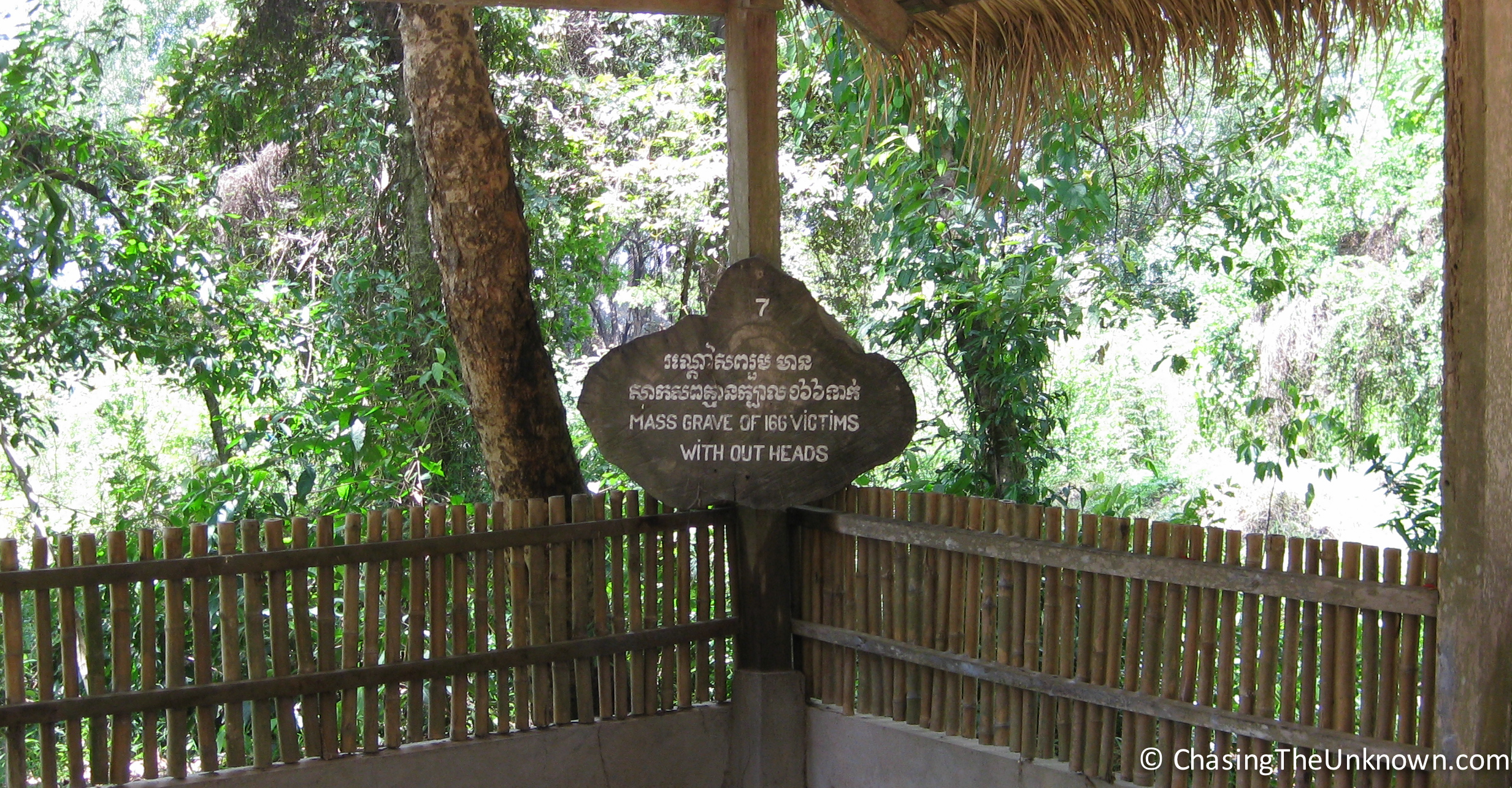 Not for the Fainthearted: A Visit to the Killing Fields and S-21 Prison