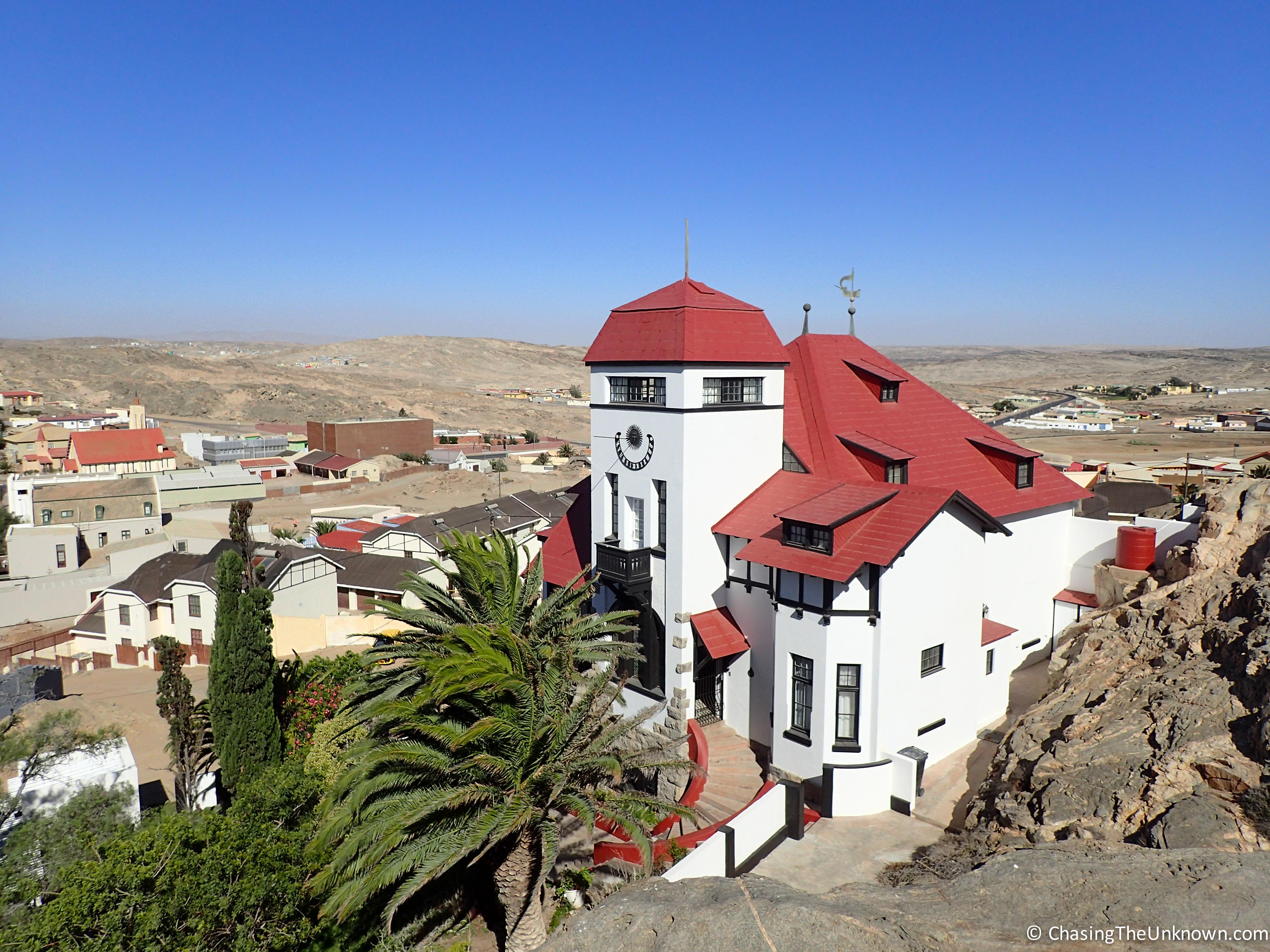 Lüderitz & Kolmanskop